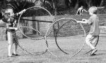 hula hoops by CommonMime