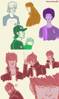 Motorcity Sketchdumperoo by ApatheticThoughts