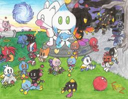 The New Chao Garden by FlamesOfZero
