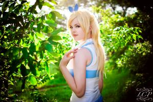 Fairy Tail - Lucy Heartfilia 5 by LiquidCocaine-Photos