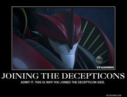 Joining the Decepticons by AnimeRocks26