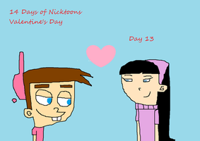14 Days of Nicktoons Valentine's Day-Day 13 by Toongirl18