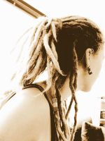 my own dreads by ebannawi