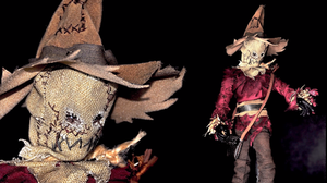 The Scarecrow 1/6 Scale Action Figure by NicholasCashio
