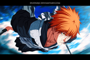 Ichigo - Bleach 585 by DudnxJC