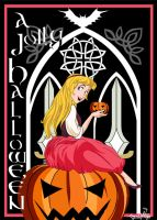 Princess Eilonwy - Halloween by SayuriMVRomei