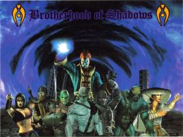 The Brotherhood of Shadows by The37thChamber