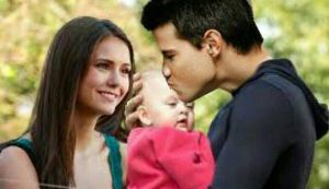 Jacob and Renesmee's family by NENEnewby