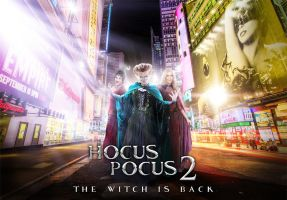 Hocus Pocus 2 : The Witch is Back by Umbridge1986