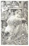 knitting sheep by maryanne42