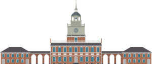 Independence Hall by Herbertrocha