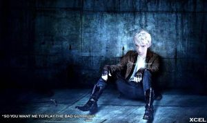 Jack Frost The Bad Guy by plutoniansh0re