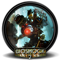 Bioshock 2 Icon by Komic-Graphics