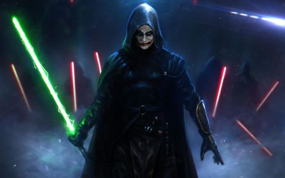 The Sith Have a New Leader by Push-It-Art