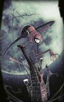 Spideyman by DuncanFraser