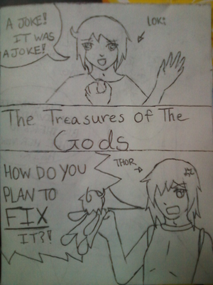 Treasures of The Gods 1
