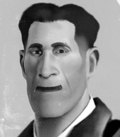 George Orwell by XieLonely