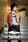 Attack on Titan: Jaeger by Luxris