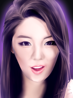 Ailee [+Speedpaint] by yuuike