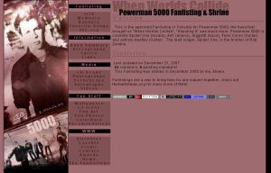Powerman 5000 Fanlisting 2 by hell0z0mbie