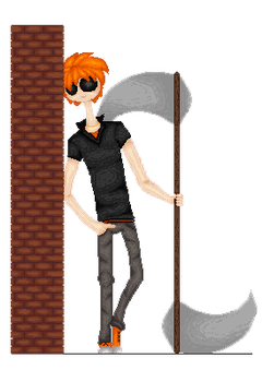 pixel harry by FMMBadges