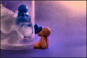 frozen love by uosiek1