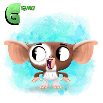 G is for Gizmo by xanderthurteen