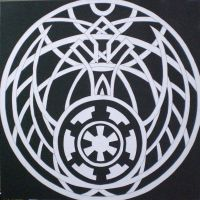 Star Wars Mandala by Epsthian-Artist