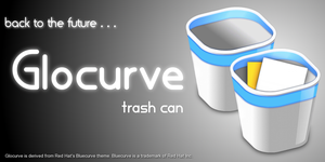Glocurve trash can by egon984