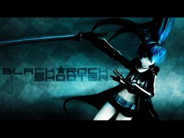 Black Rock Shooter wallpaper by riccitamayo09