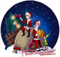 Merry Christmas...? by veure