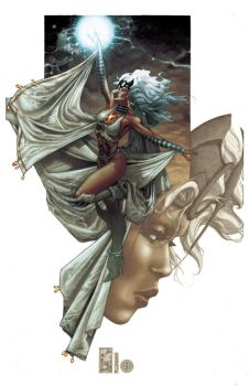 STORM  LITHO COLOR by simonebianchi