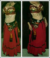 Tribalita - Fusion Costuming by ArmouredRaven