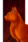 Firestar by Nychata