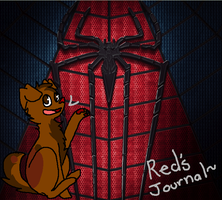 Red Journal Skin by Woofsufsifs
