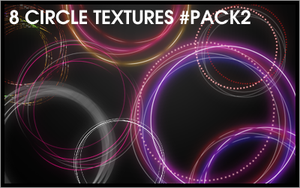 Circle textures package2 by A-u-r-o-r-i-a