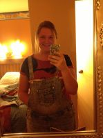Dungaree Time Again by ChloeRhiannonX