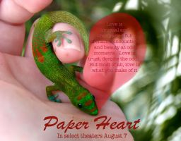 Gecko Heart by Quicksilverwish