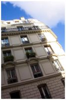 Some building  in Paris by mclaranium