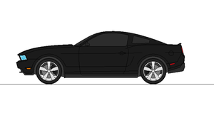 2012 Ford Mustang by airsoftfarmer