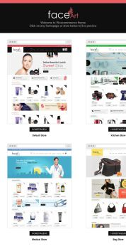 Face Art - WooCommerce Responsive Theme by AllResourcess