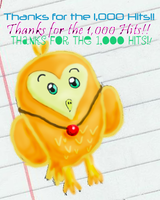 1,000 hits by Pearbear31