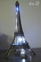eiffel tower 3 by amna-alq