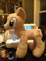 Doctor Whooves is regenerating by SweetwaterPony