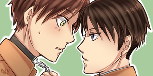 Ereri by HatoriKumiko