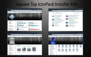 Aquave iconPack Top Inst X86 by Mr-Ragnarok