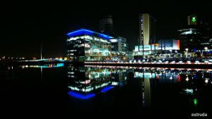 Media City by Estruda