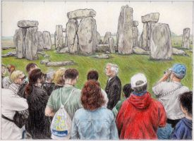 Stonehenge - Ampliacion Grafica by andyprophet