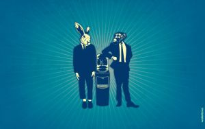 lavakillu WOL Around The Water Cooler 001 by lavakillu