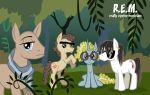 What's the frequency ponies by Pedantia